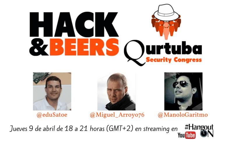 HackBeers_Qurtuba_streaming_HangoutON